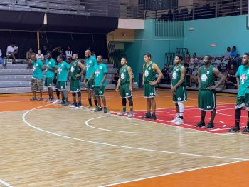 Sr VG Bayside Blazers have only lost once in the BVIBF National District League. They are a game away from lifting the League title. Photo: BVIBF/Facebook