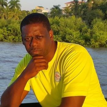 Mr Cleave M. Farrington was the only person challenging Mr Ephraim Penn for President of the BVI Olympic Committee. Photo: Facebook