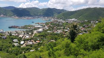 The round-the clock curfew commenced in the Virgin Islands on Friday, March 27, 2020 at 8:00pm and will end on Thursday, April 2, at 6:00am. Photo: VINO/File