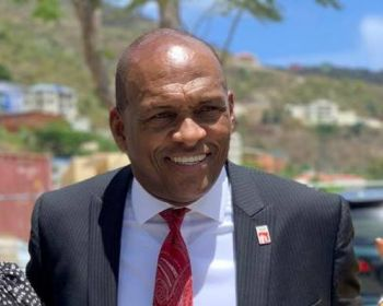 Opposition Member and Fourth District Representative Hon Mark H. Vanterpool has praised the work and impartiality of Speaker Hon Julian Willock. Photo: Facebook/File