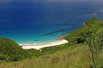 Police say a body was recovered at Rogues Bay, Tortola today, July 28, 2016. Photo: ultimatebvi.com