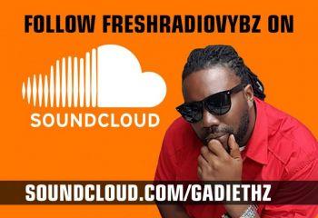 Mr Paul A. Peart aka 'Gadiethz is the host of the popular online radio show, Fresh Radio Vybz. Photo: Facebook