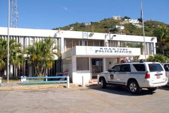 It was after a live video had surfaced on the Facebook page of the NLBS Church, that the Bishop along with three other persons were arrested outside the church facility for braking curfew and taken down to the Police Station by Royal Virgin Islands Police Force (RVIPF) officers for questioning. Photo: VINO/File