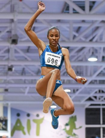 In April of this year, Malone recorded a World Leading 6.90m at the 3rd Annual Torrin Lawrence Memorial in Athens, Georgia. Photo: provided/File