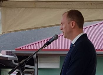 According to Claude O. Skelton-Cline, the outgoing Governor Mr Augustus J.U. Jaspert could not have been acting alone regarding his decision to call a CoI in the Virgin Islands. Photo: VINO/File