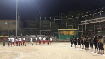 The Pythons defeated Hawks 9-8 with the winning pitcher being Thea Cooke. Photo: Team of Reporters
