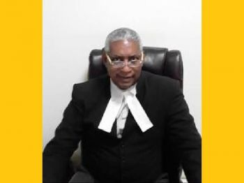 Speaking on the May 4, 2021, edition of the Honestly Speaking show, Attorney Richard G. Rowe said the Police force as well as its failure to address crime, falls directly under the preview of the Governor as written in the constitution, yet to CoI has not addressed it. Photo: Silk Legal