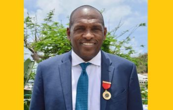 Back in the 2019 General Elections in the VI, Hodge-Smith's 385 total votes as a Virgin Islands Party candidate for District 4 was not enough to trump the incumbent Mark H. Vanterpool's 442 votes under the National Democratic Party (NDP). Photo: Facebook/File