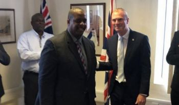 Skelton-Clone said while only the Governor and Premier Andrew A. Fahie (R1) can divulge the nature of their relationship, several questions remain unanswered over the upcoming inquiry. Photo: VINO/File