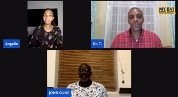 Bishop Cline made the comments on the Tuesday, December 22, 2020, edition of the MY BVI radio show on ZKing 100.9FM, alongside co-hosts Angelle A. Cameron and Dr Albert L. Thompkins while on the topic of the family and wayward youth. Photo: Facebook/File
