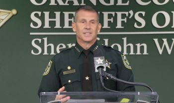 Sheriff John Mina out of the Orange County Sheriff's Office has said on Saturday that while positive identification of the body will have to come from the medical examiner's office, officers were certain of the identity. Photo: Facebook