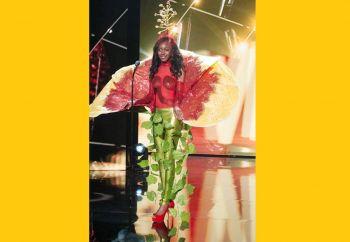 Miss World BVI Adorya R. Baly during the Costume segment of Miss Universe 2015. Photo: Miss Universe.com
