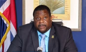 Premier and Minister of Finance, Hon Andrew A. Fahie (R1) has noted that the possibility of a potential vaccine for COVID-19 is indeed comforting news for everyone who subscribes to the taking of vaccines. Photo: Facebook/File