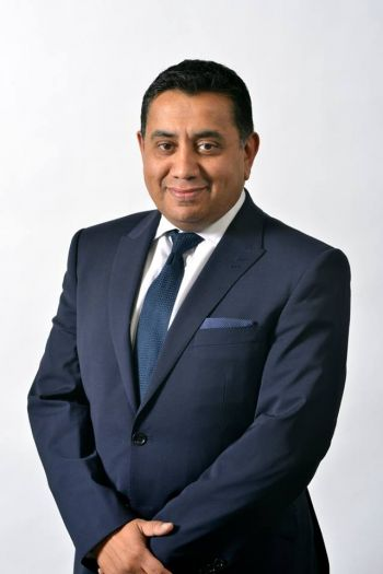 Lord Tariq Ahmad, the Minister for the OTs. Photo: Internet Source