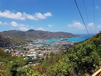 As of July 15, 2021, there were 1602 active COVID-19 cases reported in the Virgin Islands and eight deaths, including 4 in a 48 hour period. Photo: VINO/File