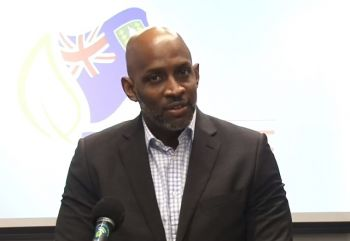 Director of Tourism, Mr Clive McCoy said the BVILOVE campaign is designed to bolster the Territory's image locally, regionally and abroad by focusing on what makes the Virgin Islands a special destination and business jurisdiction. Photo: Facebook