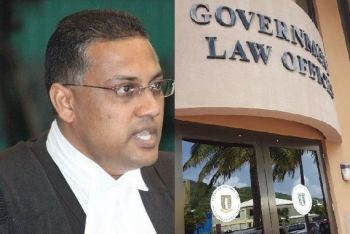 Current DPP Wayne L. Rajbansie's four year tenure in the Virgin Islands (VI) has been a mixed one. Photo: VINO/File