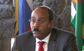 Earlier this month, Antigua and Barbuda Prime Minister Gaston A. Browne said his administration was prepared to 'collapse' the regional airline if it does not emerge as a 'new and lean,' entity as part of the re-organisational plans. Photo: pressroom.oecs