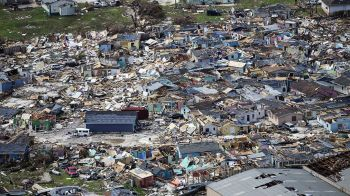 The death toll from Hurricane Dorian has risen to 30 in the Bahamas and hundreds remain missing. Photo: Times magazine