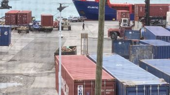 Information just reaching Virgin Islands News Online on September 13, 2021, is that a live investigation into suspected illegal activities is being conducted at the BVI Ports Authority (BVIPA). Photo: VINO