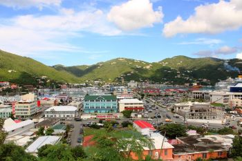 The Fourth District encompasses Road Town, the capital city of the Virgin Islands. Photo: VINO/File