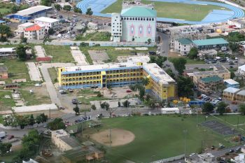When the Elmore Stoutt High School (ESHS) receives students for the new academic year, including at the refurbished L-Shaped Building for junior school students, on Monday September 9, 2019, it will be doing so with a confirmed principal at the helm. Photo: VINO/File