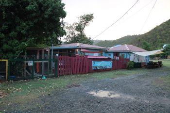 The Humane Society of the BVI, located in Johnson's Ghut on Tortola, is a non-profit organisation caring for unwanted animals of society. Photo: VINO