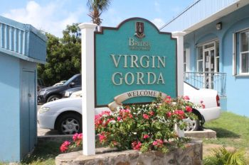 Virgin Gorda is the third-largest of the [British] Virgin Islands, with natural beauty covering virtually all of its 8.5 square miles. The island offers quiet beaches and coves and flora-filled national parks. Photo: VINO/File