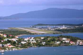 The Virgin Islands will begin to receive international travellers via the Terrance B. Lettsome International Airport on Beef Island from December 1, 2020. Photo: VINO