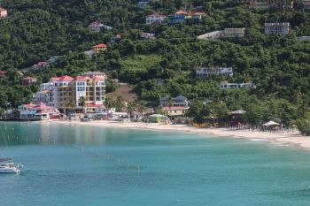 The Virgin Islands will begin to receive international visitors from December 1, 2020. Photo: VINO/File