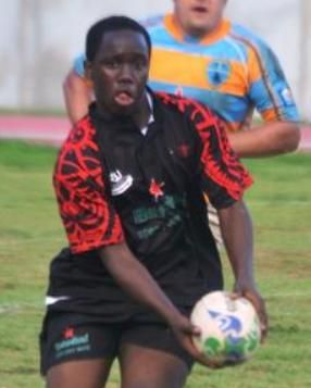 Speedster Melvin Knight was one of a few youngsters making their debuts at this level. Photo: Supplied
