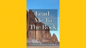 Mrs Verna Penn Moll said she hopes that readers will be encouraged to let go of difficulties and struggles while offering them up to God to take full control of whatever challenges they may be facing or experiencing and at the same time surrendering their lives to the Lord. Photo: Provided