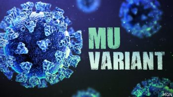 Mu variant is the fifth coronavirus variant of interest being monitored by the World Health Organization and accounts for most cases in Colombia, Chile, and Peru. Photo: Internet Source