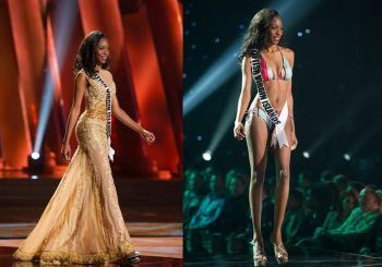 With Miss World now complete, persons in the Virgin Islands are now focusing their attention on the 2015 Miss Universe pageant where the territory is being represented by Miss British Virgin Islands, Adorya R. Baly. Photo: Miss Universe.com