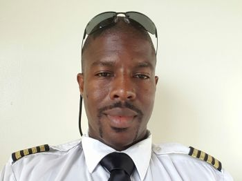 Neville C. Brathwaite Jr. still supports the idea of the territory having direct flights to the USA. Photo: Facebook