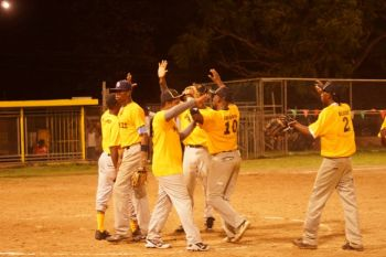 Pirates celebrate victory! Photo: Andre 'Shadow' Dawson