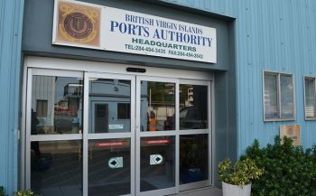 It is not clear whether the BVI Ports Authority is collecting fees for the extra days the ship is berthed in Territorial Waters. Photo: VINO/File