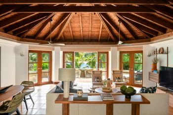 In April 2021, Rosewood Little Dix Bay was only one of four Caribbean properties making the Travel+Leisure's esteemed 2021 It List. Photo: Rosewood Little Dix Bay