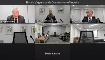 The Commission of Inquiry has vehemently denied that it was responsible for the leaked document, saying its inquiries with the CoI team during its short lunch break was satisfactory. Photo: YouTube