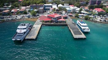 The Government of the Virgin Islands (VI) along with the United States Virgin Islands (USVI) have successfully negotiated an increasing the number of persons traveling by ferries to and from both Territories. Photo: BVI Traveller