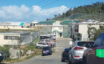 The one-week evangelical service at Her Majesty's Prison in Balsam Ghut comes to an end on Friday, August 14, 2020. Photo: VINO/File