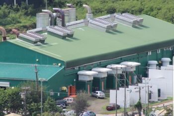 The BVI Electricity Corporation has said there is an island wide power outage this morning, July 20, 2021. Photo: VINO/File