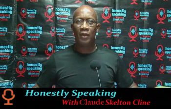 Mr. Skelton-Cline made the comments while addressing the topic on the Tuesday, September 7, 2021, edition of the Honestly Speaking radio show. Photo: Facebook/File