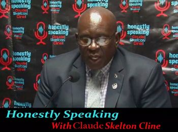 Hon Carvin Malone made the announcement while appearing as a guest on the Tuesday, September 14, 2021, edition of the honesty speaking show host by Claude O. Skelton-Cline on ZBVI 780am.Photo: Facebook/File