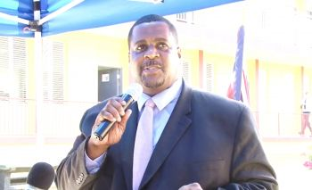 While touting health and education as two major pillars of a society, Virgin Islands(VI) Premier and Minister of Finance, Hon Andrew A. Fahie (R1) said the people still remain the primary assets of any country. Photo: Facebook