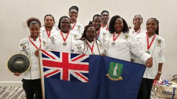 Several members of the Virgin Islands Culinary Team have medaled at the prestigious Taste of the Caribbean 2019 event in Miami, Florida. Photo: Team of Reporters