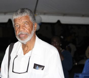 Talk show host and retired civil servant Mr Doug Wheatley said Government needs to show more respect to the Opposition in the House of Assembly. Photo: VINO/File