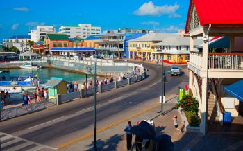George Town, the capital of Grand Cayman, is the point of entry to the Cayman Islands. Photo: Internet Source