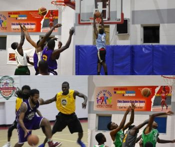 All games will be played at the Save the Seed Energy Centre on the main island of Tortola. The Senior Division Championship team will again be awarded rings, while the Junior Division Champion will be presented with trophies. Photo: JF STS