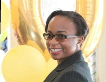 Magistrate Ayanna O. Baptiste-DaBreo has chided her countryman, Randy Butler, for perpetrating violence against a female in the Virgin Islands, saying he is one of the reasons Vincy men are given a bad reputation. Photo: LinkedIn/File